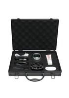 Набор для электростимуляции эрогенных зон  Deluxe Shock Therapy Travel Kit - фото 1143595