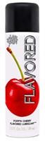 Лубрикант Wet Flavored Popp N Cherry с ароматом вишни - 89 мл. - фото 413374