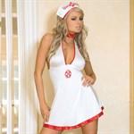 Игровой костюм старательной медсестры - фото 294533