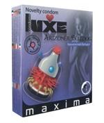 Презерватив LUXE Maxima  Аризонский Бульдог  - 1 шт. - фото 8446