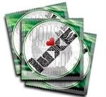 Презервативы LUXE Assorted с различным рельефом - 3 шт. - фото 1648647