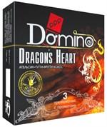 Ароматизированные презервативы Domino Dragon's Heart  - 3 шт. - фото 7409