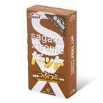 Презервативы Sagami Xtreme Feel Up с точечной текстурой и линиями прилегания - 10 шт. - фото 7429