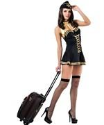 Костюм сексапильной стюардессы - фото 8047