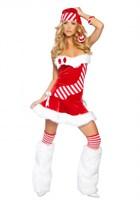 Костюм рождественской конфетки - фото 240044