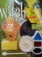 Набор грима для ведьмы - фото 209377
