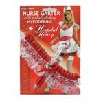 Подвязка медсестры со шприцом - фото 1144230