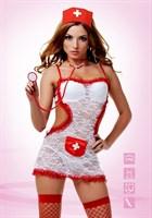 Костюм соблазнительной медсестры - фото 208079