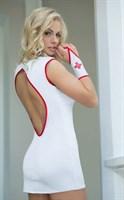 Платье горячей медсестры - фото 1144475