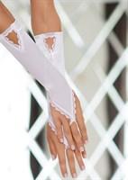 Перчатки с петелькой на пальчик - фото 1144611
