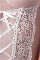Сексуальный корсаж Marcelle со шнуровкой спереди - фото 208511