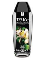 Лубрикант на водной основе Toko Organica - 165 мл. - фото 823610