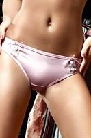 Розовые трусики со светло-серым кружевом Dolce Vita - фото 522926