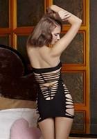 Платье с узорами - фото 523620