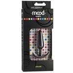 Анальная пробка для ношения Mood Naughty 3  Silicone - 7,6 см. - фото 134359