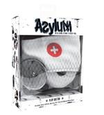 Набор доктора Asylum: шапочка, отражатель и эластичная фиксация - фото 209427