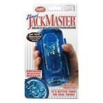 Голубой гелевый супер-мастурбатор JackMaster Masturbator - фото 450812