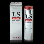Спрей-стимулятор для мужчин Lovespray Active Man - 18 мл. - фото 1650158