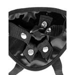 Женские трусики для страпона Garter Belt Harness с креплением для чулок - фото 1146008