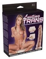Надувная секс-кукла транссексуал Lusting TRANS - фото 249233