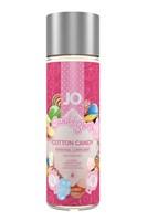 Смазка на водной основе Candy Shop Cotton Candy с ароматом сладкой ваты - 60 мл. - фото 1185237