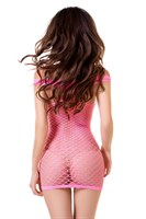 Соблазнительное платье-сетка Joli Sanibel - фото 63429