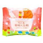 Расслабляющая соль-таблетка для ванны с ароматом свежих яблок - 40 гр. - фото 1188600