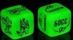 Неоновые кубики  Я тебя хочу  - фото 267118