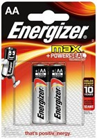 Батарейки Energizer MAX E92/AAA 1,5V - 2 шт. - фото 1191105