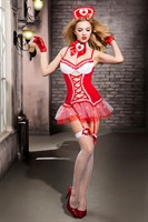Роскошный костюм медсестры Gesabelle - фото 1219417