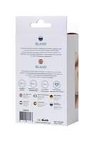 Мятная анальная вибровтулка Bland - 12 см. - фото 53865