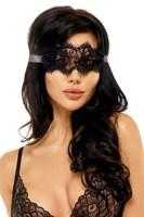 Кружевная маска Eve для любовных игр - фото 584527