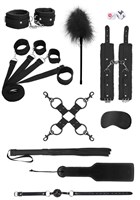 Черный игровой набор Supreme Under The Bed Bindings Kit - фото 256250