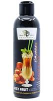 Интимный гель-смазка JUICY FRUIT с ароматом солёной карамели - 200 мл. - фото 261076