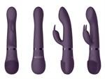 Фиолетовый эротический набор Pleasure Kit №1 - фото 1303959