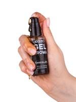 Интимный лубрикант Egzo Aroma с ароматом шоколада - 50 мл. - фото 1324481