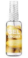 Интимный лубрикант EGZO AROMA с ароматом банана - 50 мл. - фото 374673
