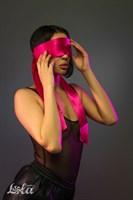 Розовая лента для связывания Wink - 152 см. - фото 68074