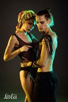 Черная плеть Temptation - 45 см. - фото 1308798