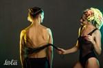 Черная плеть Temptation - 45 см. - фото 1308801