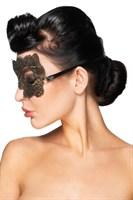 Золотистая карнавальная маска  Гомейса  - фото 92910