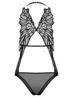 Пикантное боди Alifini с крыльями на спинке - фото 323020