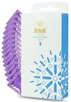 Супертонкие презервативы AMOR Thin - 12 шт. - фото 105147