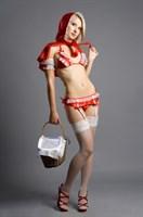 Комплект аксессуаров Красная Шапочка  - фото 210535