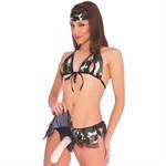 Костюм  Сексуальный солдат  со страпоном Vac-U-Lock Diva Dreams Plus size - фото 714683