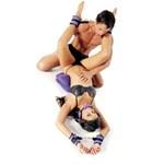 Набор для бондажа Purple Pleasure Bondage Set - фото 210708