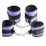 Набор для бондажа Purple Pleasure Bondage Set - фото 210711