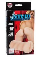 Мастурбатор-анус Vivid Raw Bang It - фото 1147119