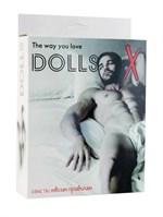 Надувная секс-кукла мужского пола - фото 71812