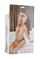 Надувная секс-кукла GRACE с тремя любовными отверстиями - фото 1147548
